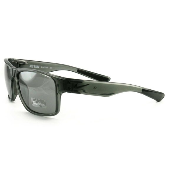 Nike Square Style Silver Mirrored Lens